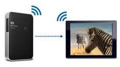 My Passport Wireless | Wi-Fi Mobile Storage