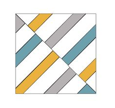Sewing Block Qults Modern Block of the Month (BOM) ~ November Sew-Along Modern Quilt Blocks, Quilt Block Patterns, Pattern Blocks, Log Cabin Quilt Pattern, Log Cabin Quilts, Quilting Tutorials, Quilting Projects, Black And White Quilts, Sew Mama Sew