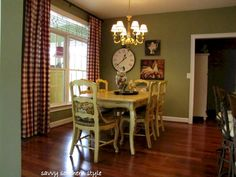 20 country french inspired dining room ideas | country french