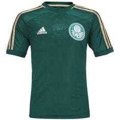 se palmeiras 2017 18 season home green shirt  4c8a446340ec7