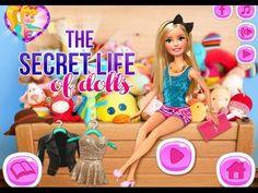 The Secret Life Of Dolls - Barbie Game Tutorial 2016