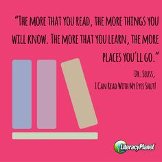 Literacy Quotes, My Eyes, Inspirational Quotes, Learning, School, Life Coach Quotes, Inspiring Quotes, Study, Teaching