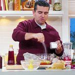 "TLC Cooking ""Frosting and Icing Recipes from the cake boss"" Cake Boss Icing Recipe, Cake Boss Recipes, Frosting Recipes, Buddy Valastro, Fennel And Apple Salad, Cake Boss Buddy, Cooking Pork Roast, Apple Salad Recipes, Chocolate Fondant"
