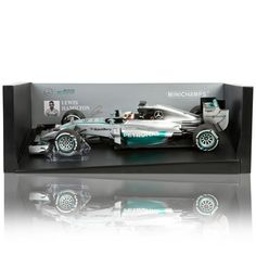 Mercedes AMG Petronas W05 - Lewis Hamilton - Winner China GP 2014 - 1:18 Scale
