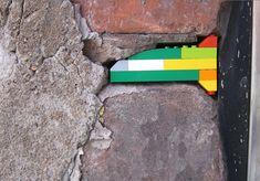 Love this Lego Street Art!