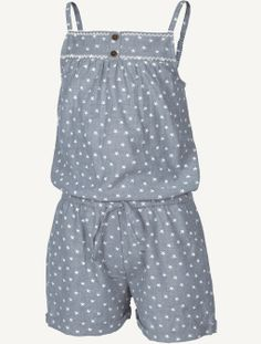 Playsuit for Thea