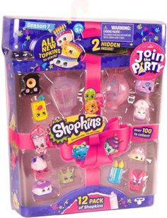 Shopkins 12 Pack S7