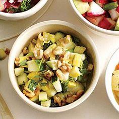 Summer Squash and Zucchini Salsa | CookingLight.com