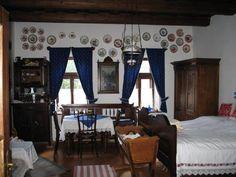 Nagygazda házának tiszta szobája - Felvidék