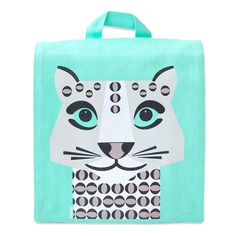 Snow Leopard - Backpack from TUSK homewares