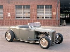 1932 Ford Deuce Roadster