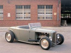 1932 Ford Deuce Roadster
