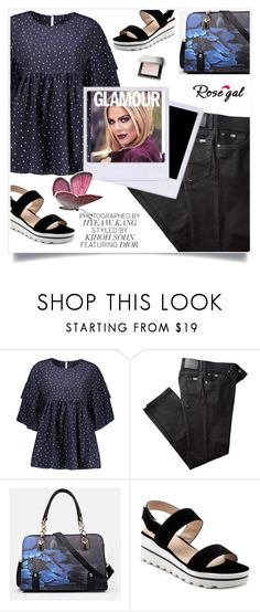 """""""Rosegal 22"""" by itsybitsy62 ❤ liked on Polyvore featuring BRAX and Burberry"""