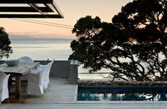 Local Rock House – New Zealand. Designed by Pattersons Associates