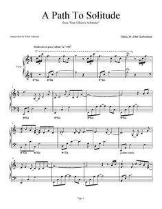 A Path To Solitude - Dan Gibson's Solitudes - John Herberman | Quality Sheet Music