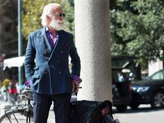 On the Street…Arco della Pace, Milan « The Sartorialist