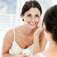 The key to looking younger than you is to get your skin in tip-top shape.   A good skincare routine will create the illusion of youthfulness. You shouldn't just cleanse and moisturize your skin, you should also exfoliate weekly and consider antioxidants or Vitamin A products. Super hydrating masks can do wonders to mature skin.   www.terrabacio.com