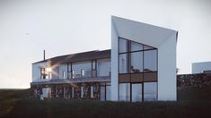 Malin | Donegal | McCabe Architects Donegal, Architects, Solar, House Ideas, Haus, Sun