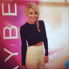 Mollie King.