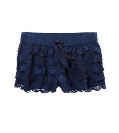 lacy sleep boxer from aerie