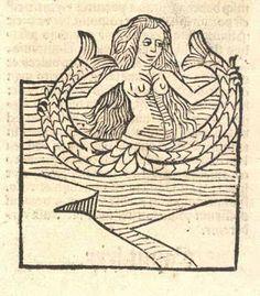 Perpetual Role™: Medieval Bestiary: Mermaids