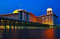 Masjid Istiqlal Anggarkan Rp 3 Miliar untuk Takjil