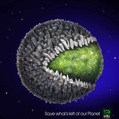 BIO E® World: Save our Planet