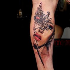 for lovers of tattoos