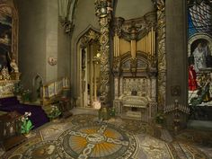 Kitchen - Colleen Moore's Fairy Castle - Pictures - CBS News