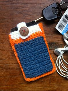 inverleith: Crochet iPhone cover--free tutorial
