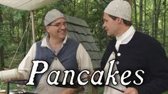 18th Century Pancakes with Whipped Cream and Jam How To Cook Pancakes, Pancakes Easy, Cooking Pancakes, 18th Century, Pizza Oven Outdoor, Making Whipped Cream, Vintage Recipes, Old Recipes, Cake Recipes