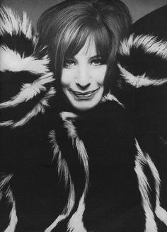Barbra Streisand, March Vogue 1964 | Flickr - Photo Sharing!