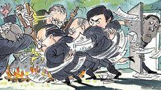 The Supreme Court's politics: Finely balanced | The Economist