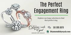 Beautifully Designed Engagement Rings
