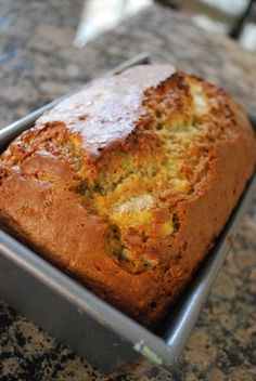 The other day my husband noticed a pile of four bananas that had seen better days. Right before tossing them in the trash he paused and asked if I could make them into banana bread. Since I didn&…