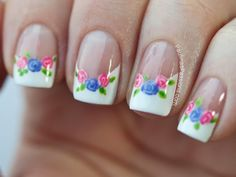 37 Stunning And Colorful Nail Art ‹ ALL FOR FASHION DESIGN