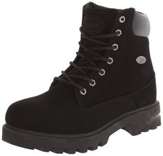 c02f09774a Lugz Mens Empire Hi WR Thermabuck Boot Black 13 D US * You can find out