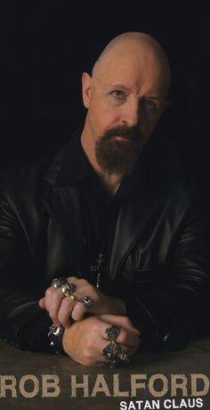 Judas Priest Rob Halford