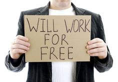Work for free? Work for free? For exposure? Harlan Ellison sums it up...    https://youtu.be/mj5IV23g-fE     #business #photography #work for free