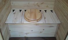 - Kit toilette sèche sur mesure pour cabane existante ou votre WC d'intérieur