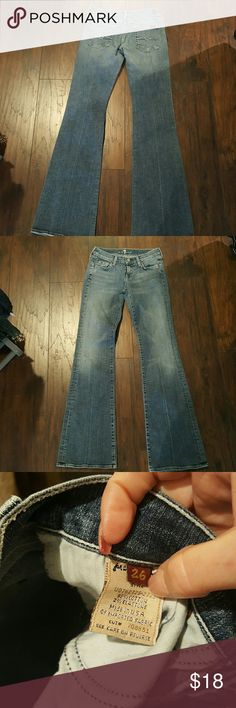 7 for all man kind jeans Size 26 great condition bootcut 7 for all man kind jeans 7 For All Mankind Jeans Boot Cut