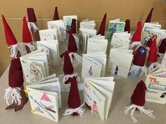 Each nisse journal entry began with the nisse's vantage point. Journal Entries, Read Aloud, Gift Wrapping, Creative, Fun, Gift Wrapping Paper, Gift Packaging, Wrapping Gifts, Funny
