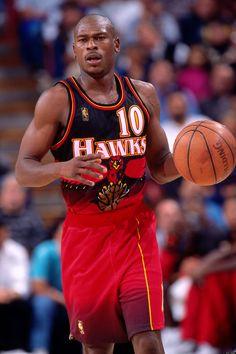 Mookie Blaylock Mookie Blaylock, Atlanta Hawks, Old School, Nba, Basketball, Sports, Google, Tops, Image