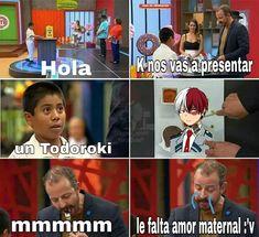 "Memes acerca de la historia ""boku no hero academia "" (creo que se no… #detodo # De Todo # amreading # books # wattpad"