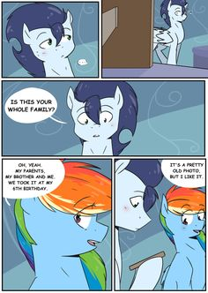 DeviantArt is the world's largest online social community for artists and art enthusiasts, allowing people to connect through the creation and sharing of art. Rainbow Dash And Soarin, Doctor Whooves, Mlp Comics, My Little Pony Comic, Princess Luna, Mlp Pony, My Little Pony Friendship, Best Tv Shows, Old Photos