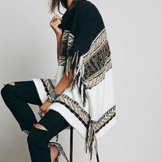 Knitted Kaftan Top @ INR-2015/- #drapeinvogue