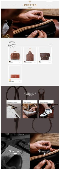 26 Inspiring Fashion Online Store Website Designs
