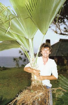 thateventuality:  Scan - George Harrison, Hawaii, 1983; photographed by Olivia Harrison, and scanned from Living in the Material World  As ever, I struggle to find adequate words, because none truly suffice. Even just trying for a few short sentences about someone I never even met is challenging. His influence on my life is enormous. He and his music mean the world to me, shape my existence and have the most profound impact. Each day, he and his music enrich, inspire and change my life…