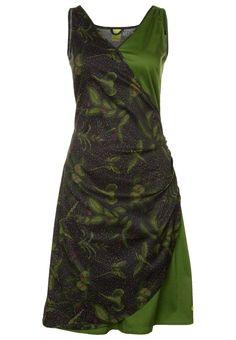 Skunkfunk - ANAURRA - Summer dress - green