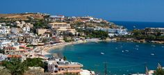 Agia Pelagia, Crete. been there twice, nice small village . if you rent a car your can travel the hole island.